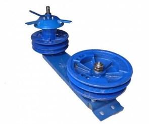 Вариатор  вентилятора очистки ведомый (Енисей) ниж. [КДМ 2-93-1А]