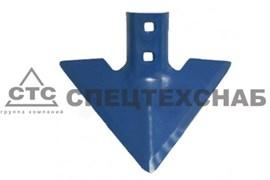Лапа 330мм штамп., плакир. Flexi CoilST820, Morris concept,Horsch (6х330х56) 47.1024.001