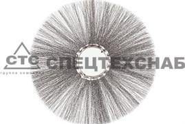 Диск щеточный металлический проставочный Диск 120х550 мм