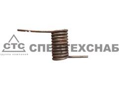 Пружина зажима (прав. широкая, прямая) КСМ-4