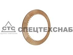 Диск гидромуфты КПП Т-150 (мет. керам.) 150.37.074