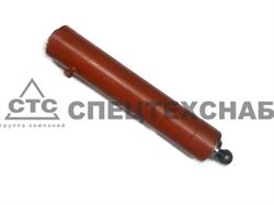 Г/цилиндр подъема кузова 2ПТС-4 (3-х штоковый) КГЦ-140/ГЦТ1-3-17-1350 - фото 11828