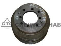 Шкив двигателя привода рабочих органов (6 руч) ДОН-680 100.08.01.109А