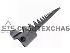 Нож режущего аппарата жатки НИВА 4 м. Р.230.10.000