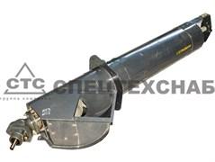 Шнек зерновой наклонный бункера в сборе с кожухом КЗС-1218 КЗК-10-0216000
