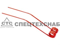 Зуб сгребания Claas Liner 9554830