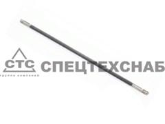 Вал промежуточный редуктора косилки 1,65 Польша L-1000мм 8245-036-010-352