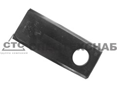 Нож косилки B-MET wr-95.40.3.19