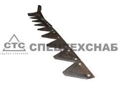 Нож косилки КСФ-2,1 КЗНМ 08.040