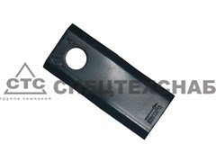 Нож ротора КПР-9 левый 55903210