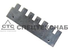 Скребок-щетка верх. решета К-527, К-547 (силикон) Б/А-6705