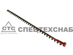 Нож режущего аппарата жатки 2,37 м КСК-100 (левый) КИС 0205010Б