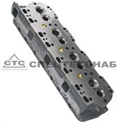 Головка блока цилиндров ЯМЗ-238 без клапанов (н/о, отверстие под фланец трубки ВД) 238-1003013-Ж3
