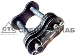 Звено 2.3 соединительное цепи С2ПР-15,875-4540