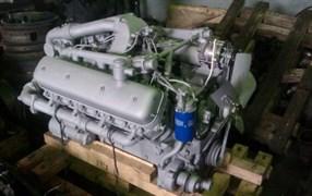 Двигатель ЯМЗ-238 (ремонт) Б/А-0009012