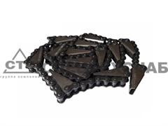 Транспортер стеблей НАШ,ПСП (цепь с замками) ПСП-10.01.00.300/54-006.080