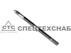 Вал главного сцепления Т-40 (10 шлиц.) Т25-1601192