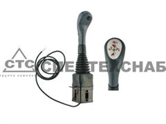 Джойстик 2-х осный усиленный с кнопкой ID-6029
