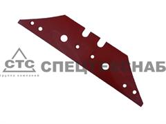 Доска полевая левая 2 отв. Беларусь арт. ППЛ 07.00.009-01