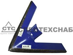 Лапа АПК-7,2 (470 мм) наплавка ТКП, плакиров. 47.950.002-01