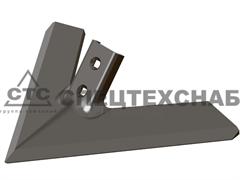 Лапа АПК-7,2 (480 мм) РЗЗ Сталь 45 с наплавкой Б/А-3343