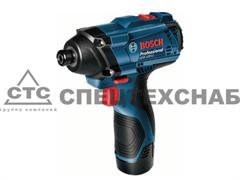 Аккумуляторный ударный гайковерт Bosch GDR 120-LI Solo без ЗУ и АКБ 0 601 9F0 000