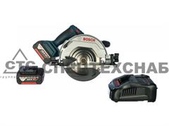 Аккумуляторная дисковая пила Bosch GKS 18V-57 G 0 601 6A2 100