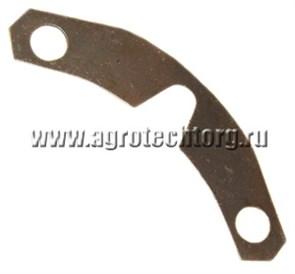 Прокладка регул. КПП МТЗ-80/82 (0.2 мм) 50-1701258