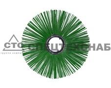 Диск щеточный п/пропилен безпроставочный Диск 120х550 мм