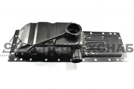 Бак радиатора Д-240 верхний (мет.) 70У-1301055-7М