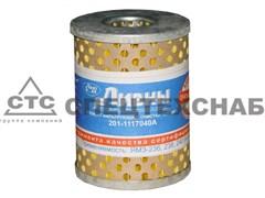 Элемент фильтр. топл. тонк.очистки ЯМЗ-236,238,240  (бумаж) 201-1117040А