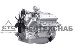 Двигатель ЯМЗ-236  Т-150(ремонт) Б/А-0009011