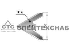 Лапа КПС-4 (330 мм) с напл. (С 5.23) РЗЗ РЗЗ.00.122