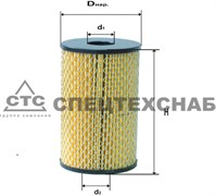 Элемент фильтр. масл. осн. гидр. сист. ДОН, МТЗ, ДТ, Т-150, НИВА, МТЗ, Т-130