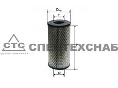 Элемент фильтр. очистки гидрав. жид К-744 DIFA 5402МК