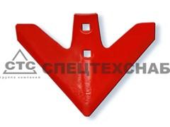 Лапа стрельчатая КПО-9 (135 мм) В-135/ 1.01019785