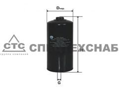 Элемент фильтр. масл. Полесье КЗС-1218 (ЯМЗ-236) с 2012 года