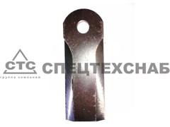 Нож измельчителя (ИРС) Фотв=30мм, 7 мм (толстый) 091.14.02.120