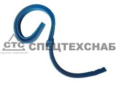 Стойка пружинная КБМ усиленная с подпружинником (45х12х520 мм., для лапы 215мм) Ярославич 10-149-00.000